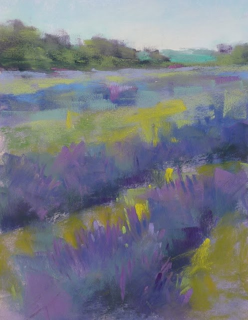 """3 Reasons Why it is Great to be a Landscape Painter"" original fine art by Karen Margulis"