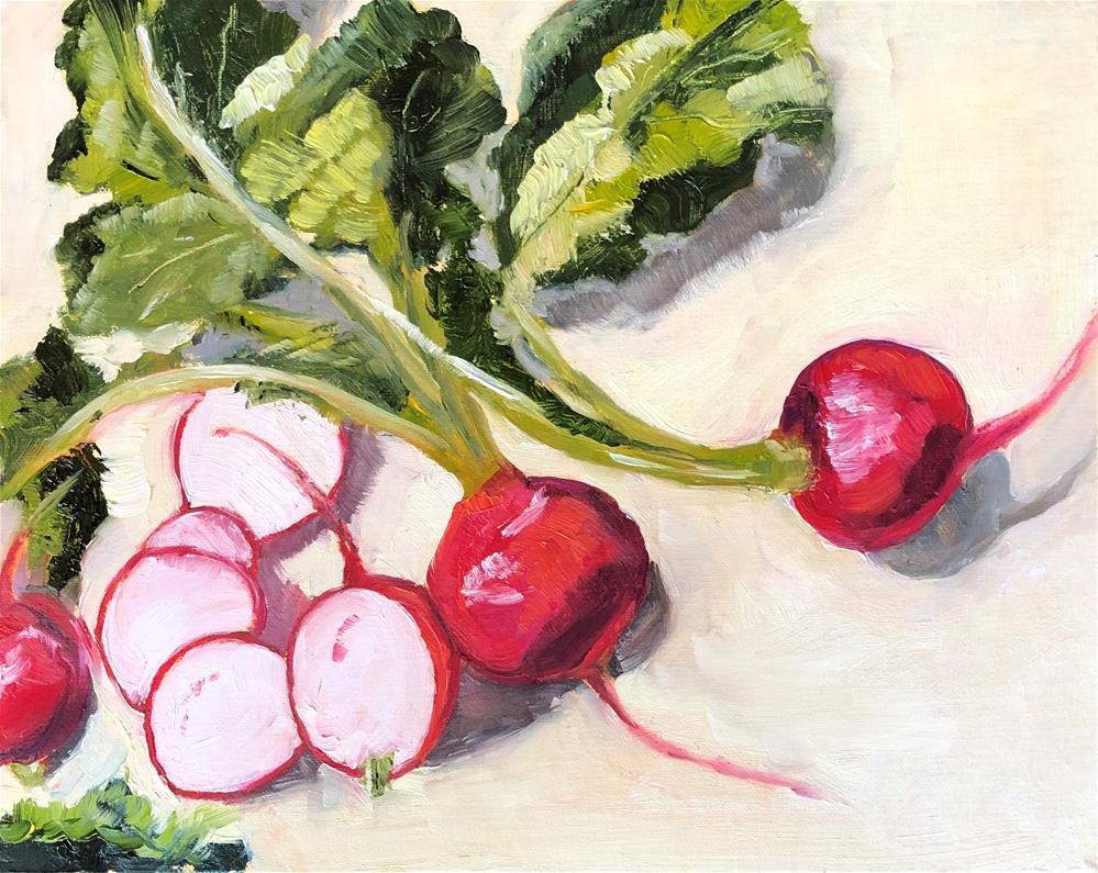 """Fresh Cut"" original fine art by Renee Robison"