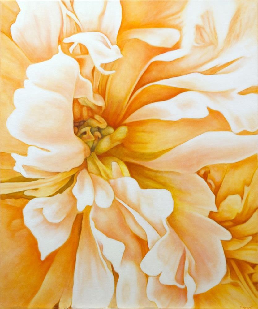 """Awaken"" original fine art by Margaret Horvat"