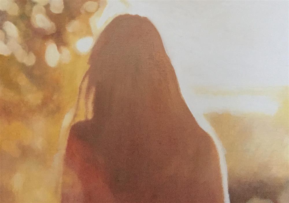 """""""Summer Haze"""" original fine art by John Cameron"""