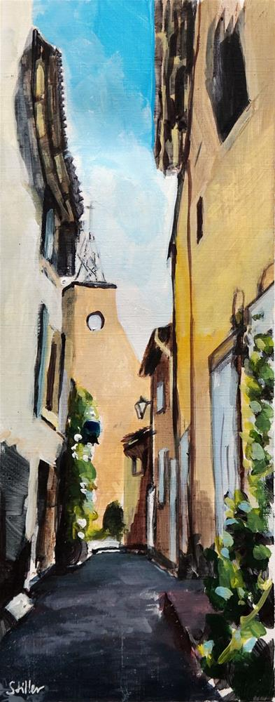 """2602 Alley View 1"" original fine art by Dietmar Stiller"