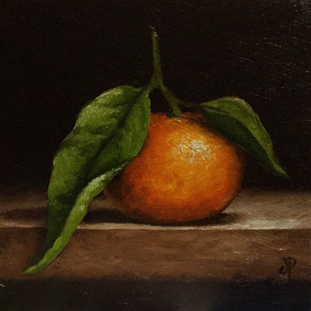 """Another Clementine"" original fine art by Jane Palmer"