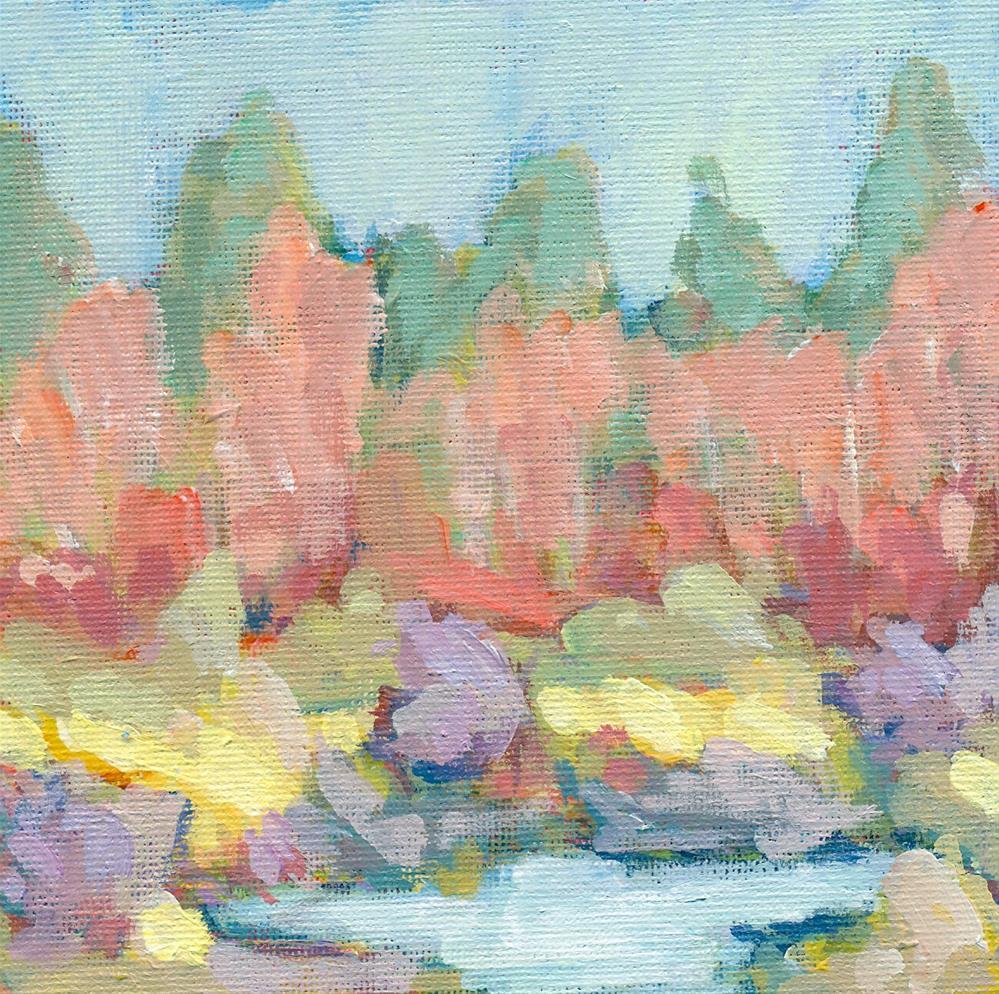 """Campbell Valley"" original fine art by Shelley Garries"