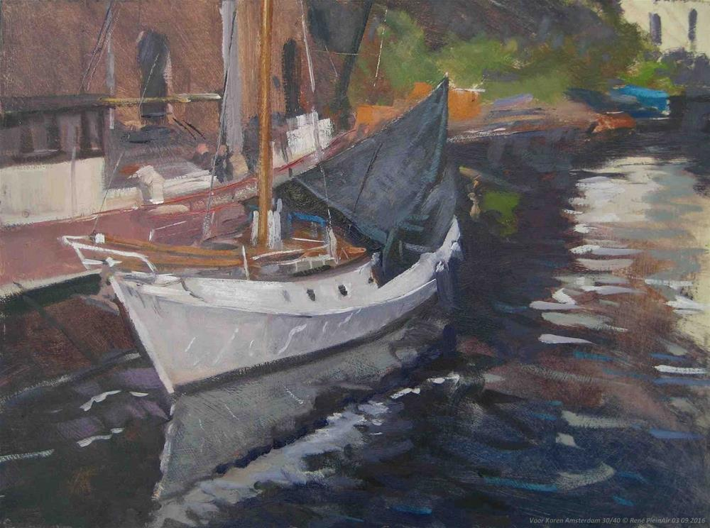 """Pintar Rapido 2016"" original fine art by René PleinAir"
