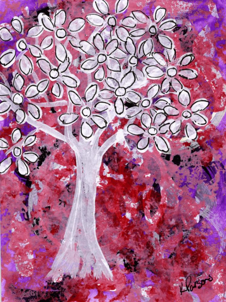 """""""Worth Stopping For"""" original fine art by Kali Parsons"""