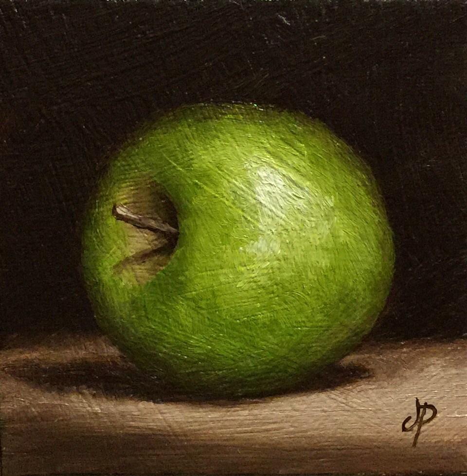 """Little Smith"" original fine art by Jane Palmer"