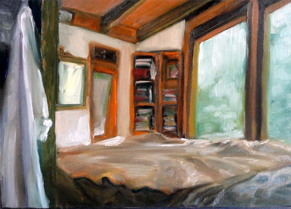 """Morning Light"" original fine art by Cietha Wilson"