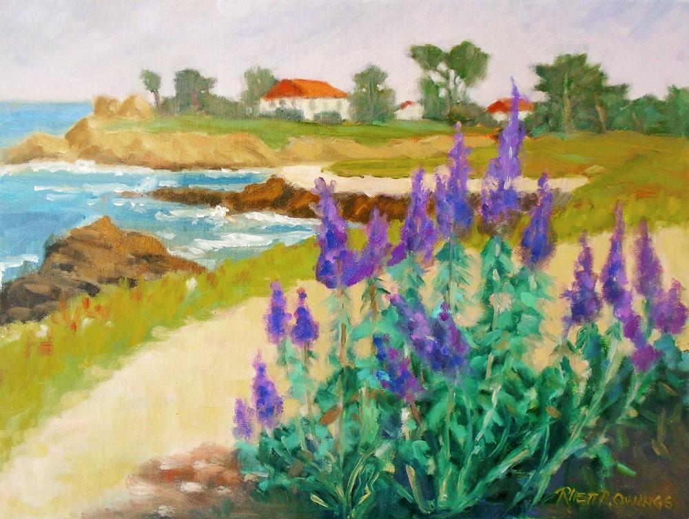 """""""Spring Pride"""" original fine art by Rhett Regina Owings"""