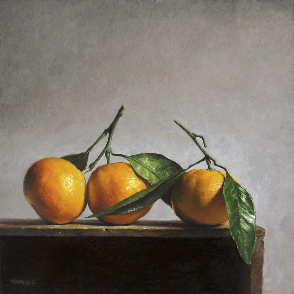 """Freshly Picked"" original fine art by Michael Naples"