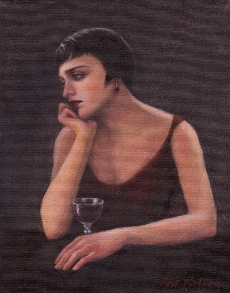 """""""Lost Generation"""" original fine art by Pat Kelley"""