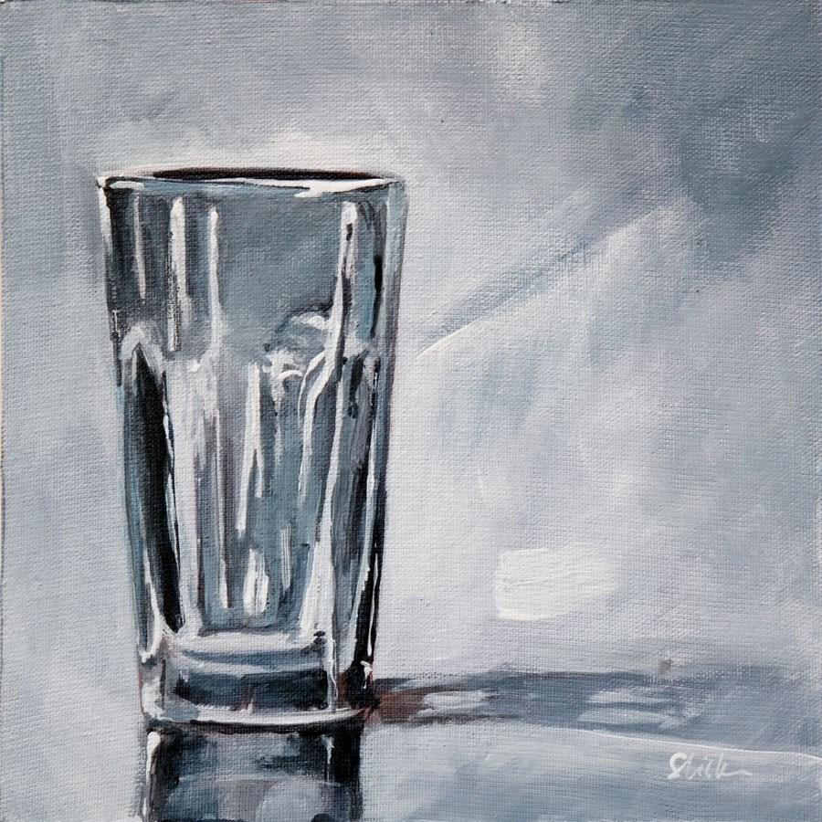 """1997 Swedish Glass"" original fine art by Dietmar Stiller"