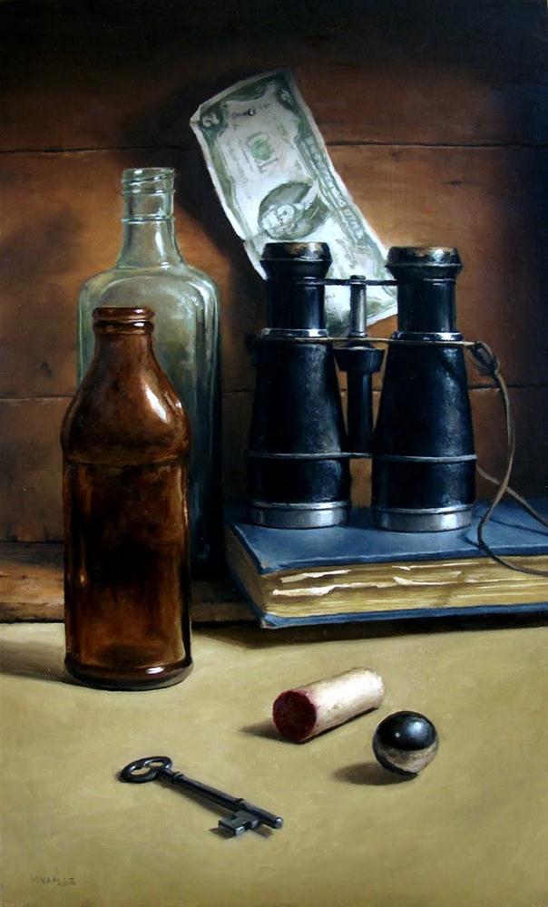 """""""Antique Collection No.2"""" original fine art by Michael Naples"""