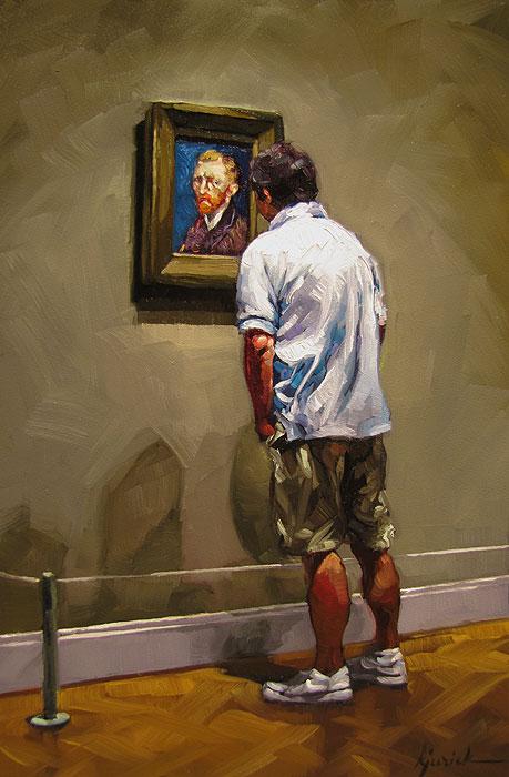 """""""A Little Too Close"""" original fine art by Karin Jurick"""