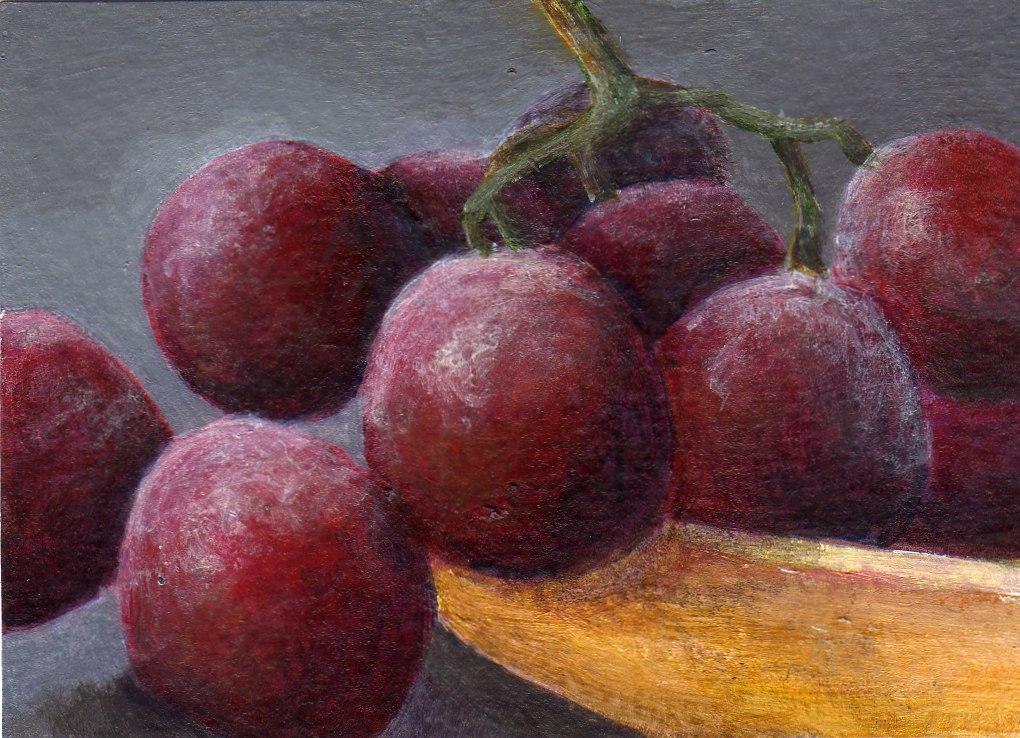 """Succulent"" original fine art by Debbie Shirley"