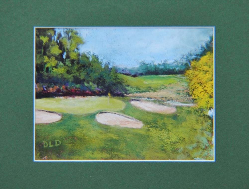 """Some Quiet Morning"" original fine art by Donna Donnon"