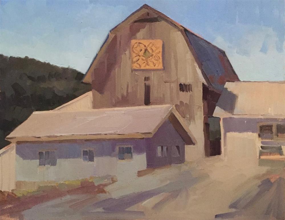 """Plein Air Washington County, Take 1!"" original fine art by Sarah Sedwick"