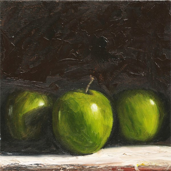"""All The Grannys"" original fine art by Peter J Sandford"