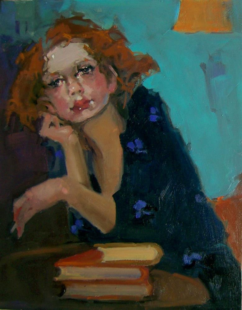 """""""Collector's Edition"""" original fine art by Kim Roberti"""