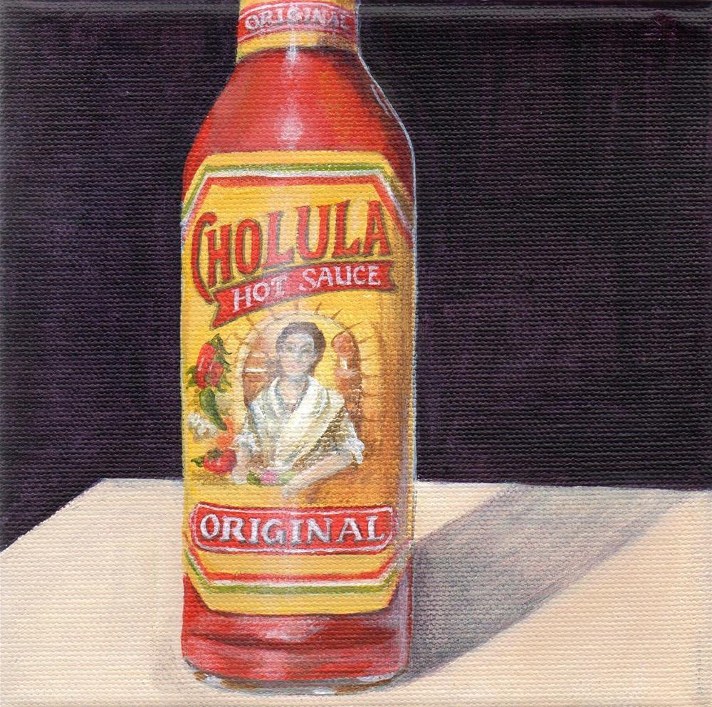 """""""The Original"""" original fine art by Debbie Shirley"""