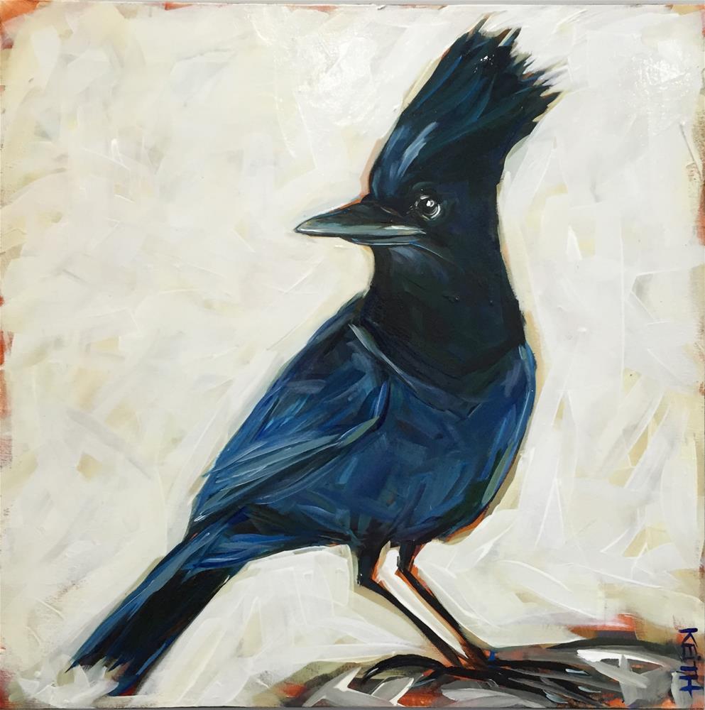 """Wiona"" original fine art by Kandice Keith"
