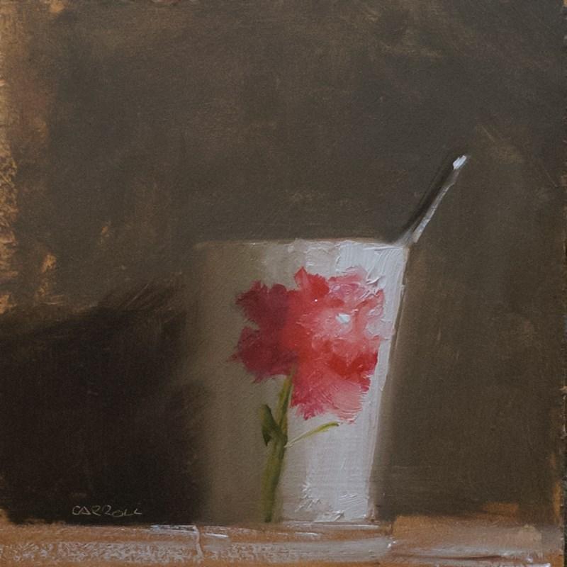 """Mug"" original fine art by Neil Carroll"