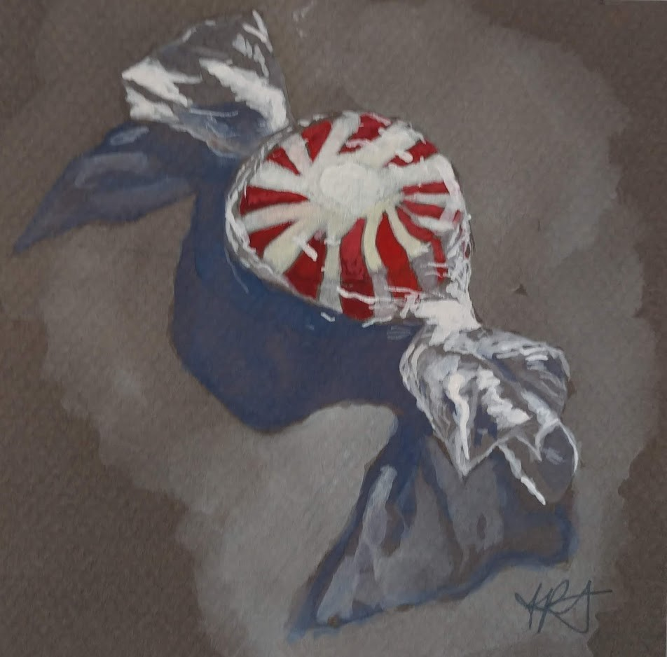 """Starlight"" original fine art by Jennifer Krentz"