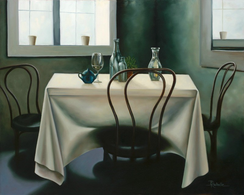 """Quiet Invitation II"" original fine art by Beth Moreau"