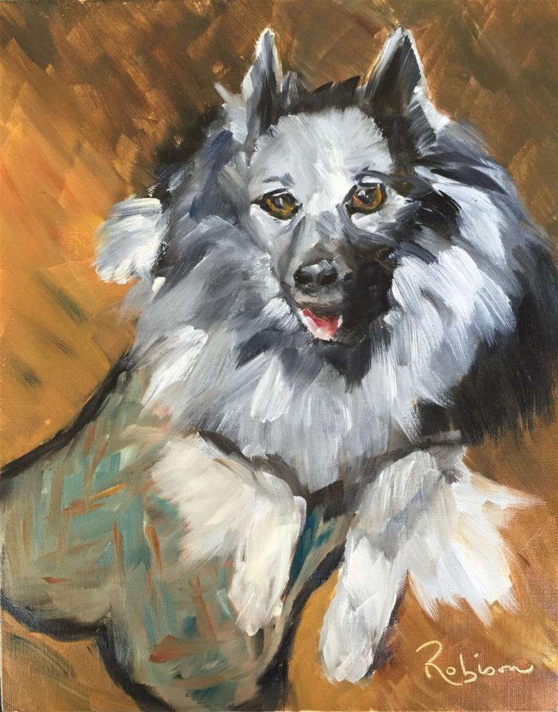 """Bear"" original fine art by Renee Robison"