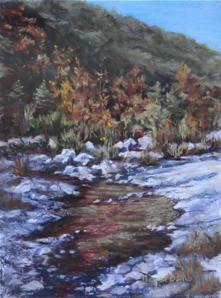 """""""Lost Maples"""" original fine art by Denise Beard"""