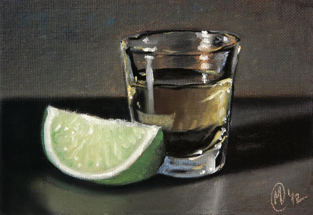 """Cinco de Mayo"" original fine art by Maurice Morgan II"