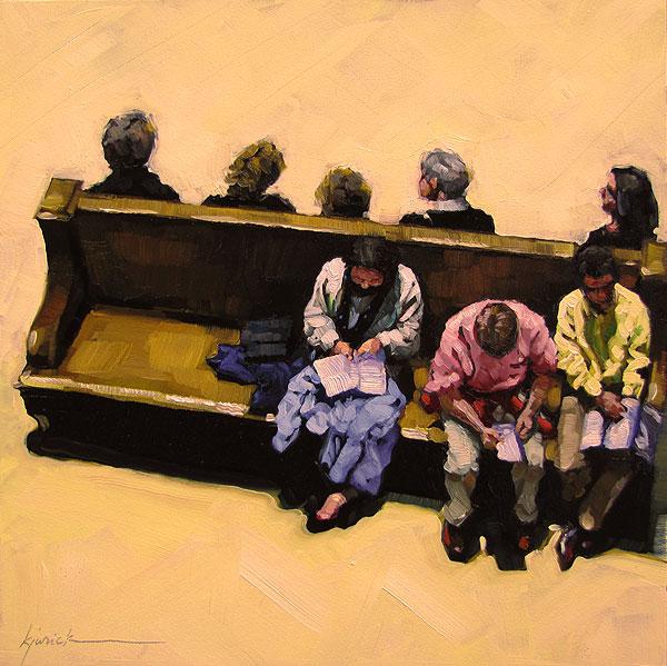 """""""Floor Plans"""" original fine art by Karin Jurick"""