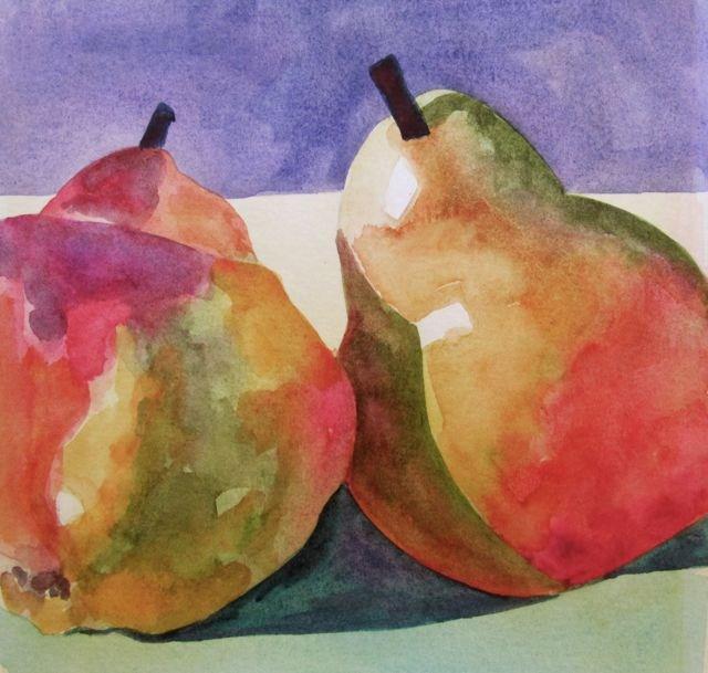"""Togetherness"" original fine art by Patricia MacDonald"