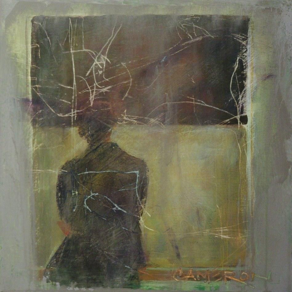"""ROTHKO REVISITED"" original fine art by Brian Cameron"