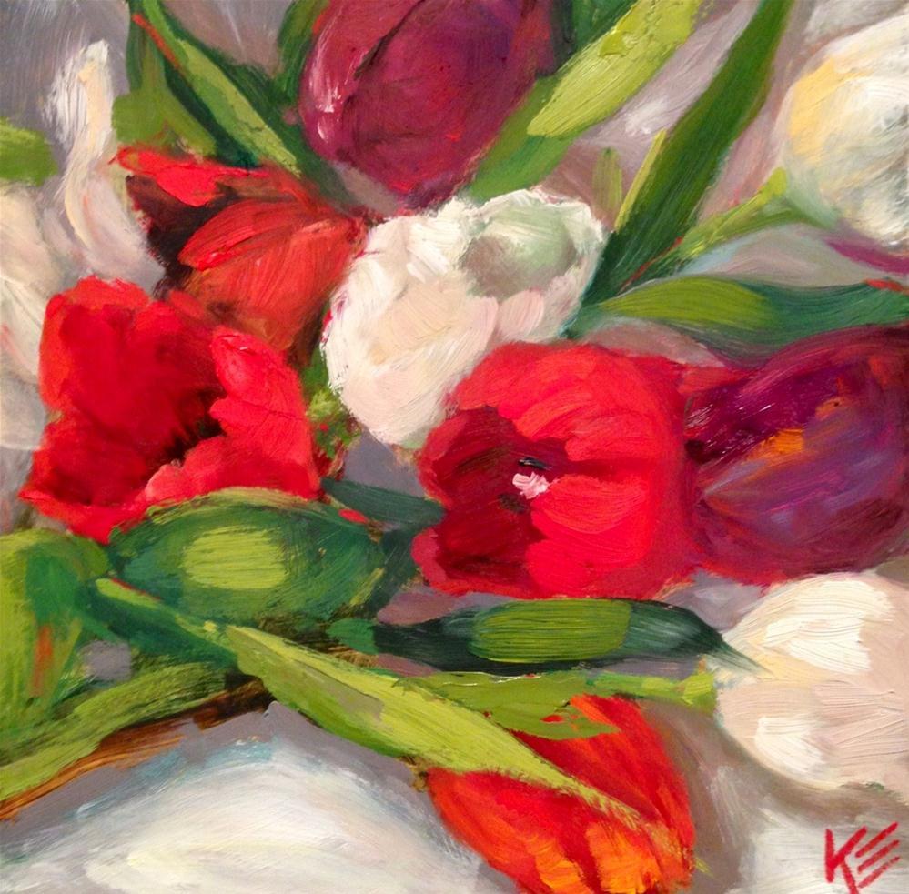 """Abundance"" original fine art by Krista Eaton"
