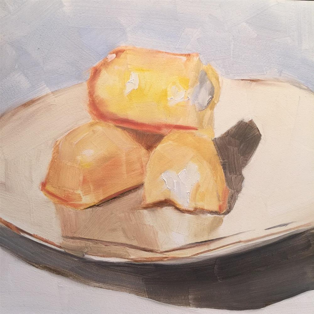 """250 Twinkie"" original fine art by Jenny Doh"