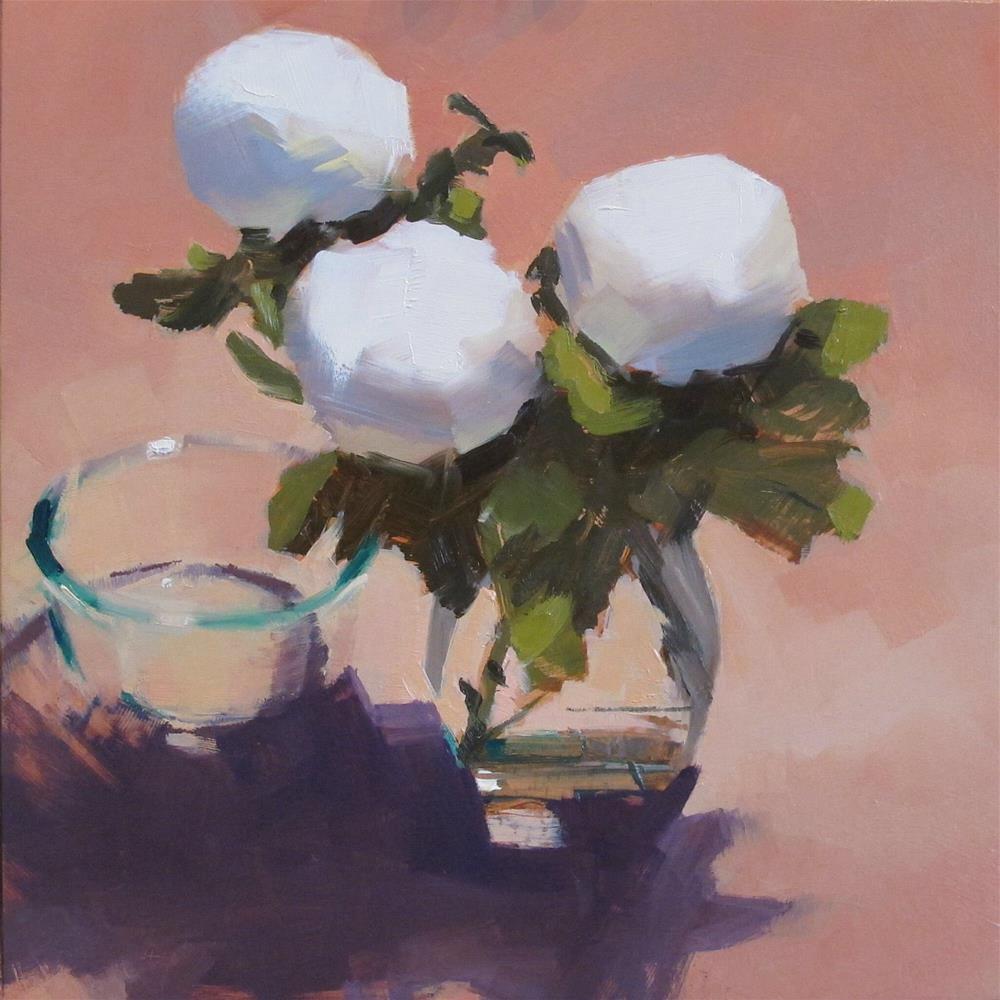 """DISBUD"" original fine art by Helen Cooper"