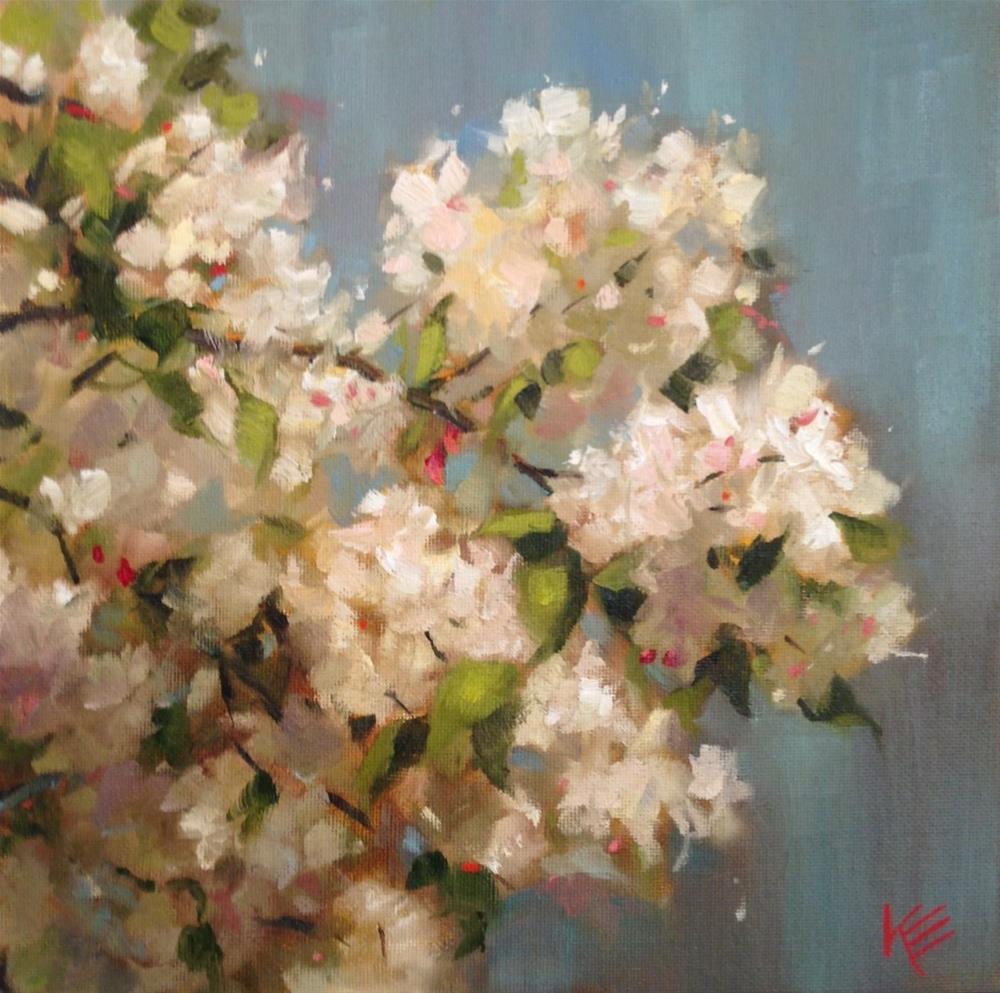 """Springs Expression"" original fine art by Krista Eaton"
