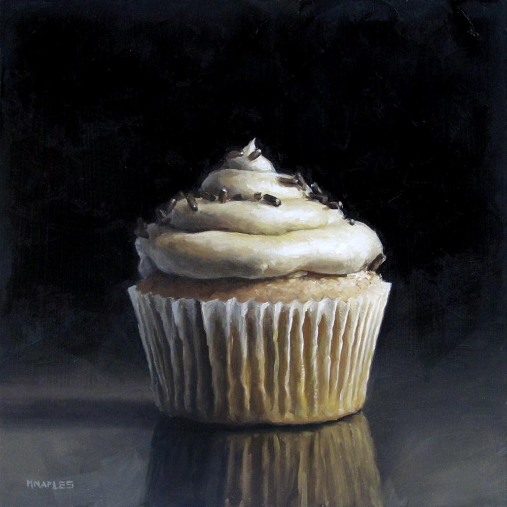 """Vanilla with Sprinkles"" original fine art by Michael Naples"