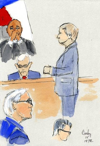 """Trial Sketches"" original fine art by Donna Crosby"