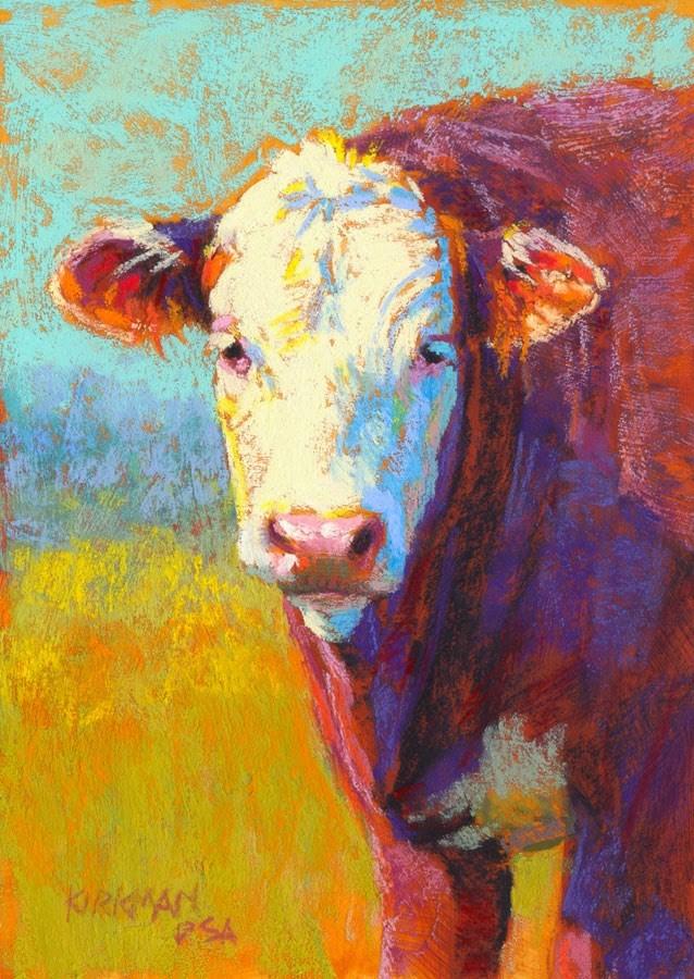"""""""Potpye - day 27"""" original fine art by Rita Kirkman"""