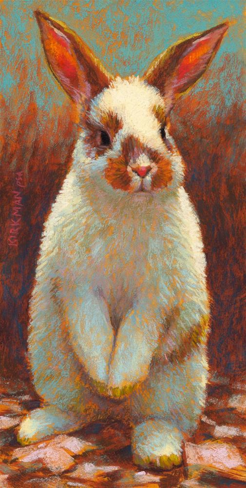 """""""Buster"""" original fine art by Rita Kirkman"""