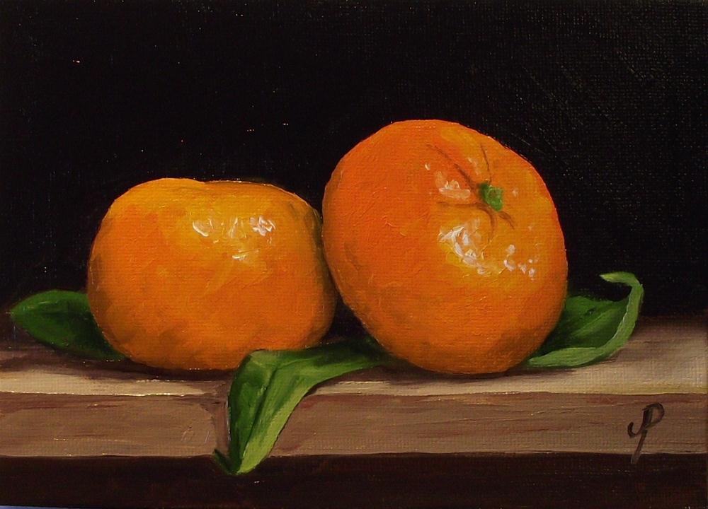 """Daily paintings #163"" original fine art by Jane Palmer"