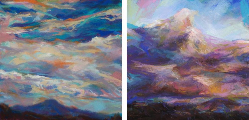 """""""SUSAN RODEN GUEST ARTIST AT ART SHED"""" original fine art by Susan Roden"""