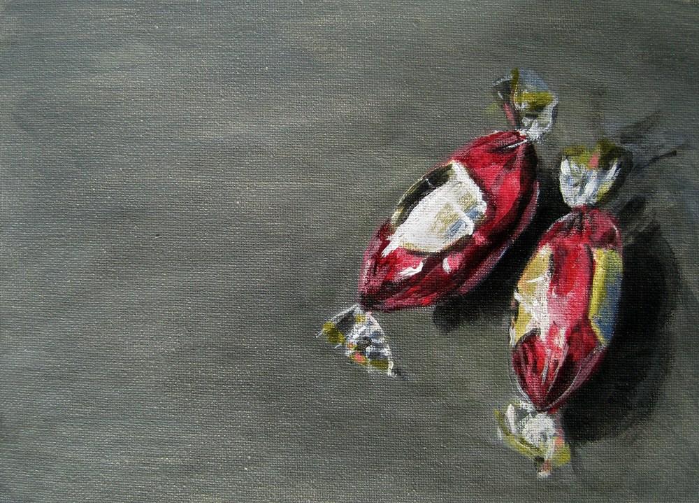 """""""Easter Sweets"""" original fine art by Ulrike Miesen-Schuermann"""