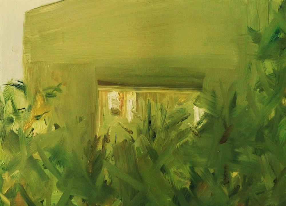 """Dusk"" original fine art by Gary Bruton"