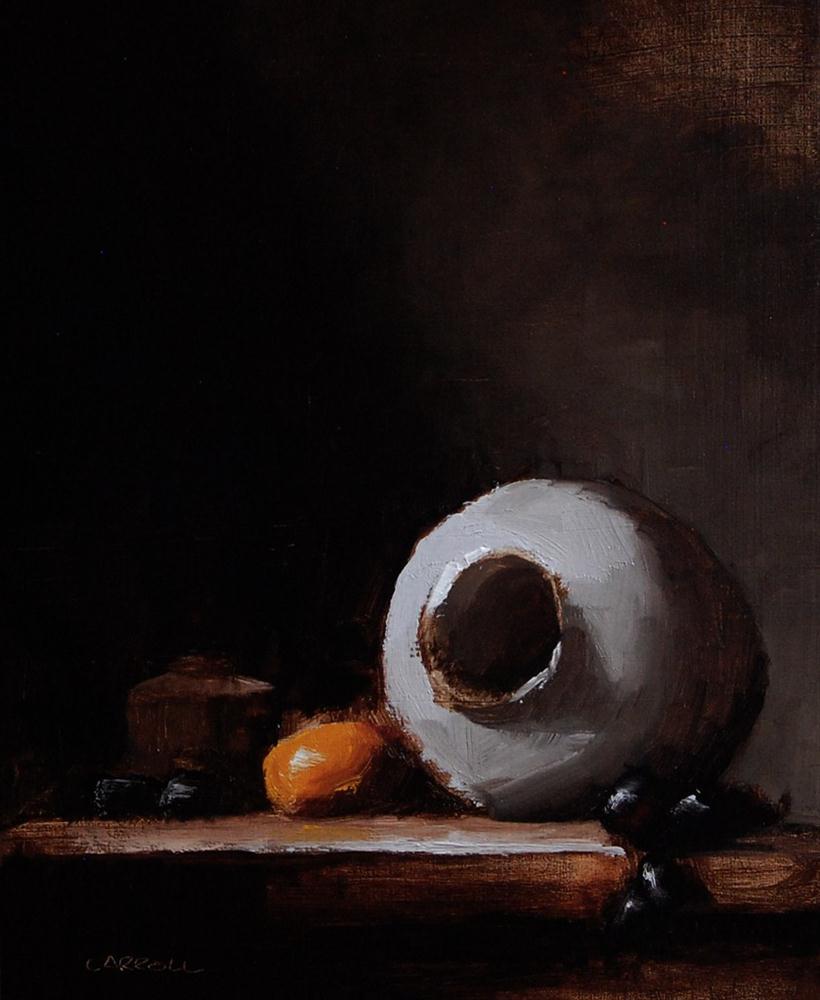 """""""Jar in Light"""" original fine art by Neil Carroll"""