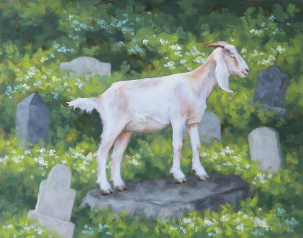 """Lost and Found III"" original fine art by Sarah Becktel"