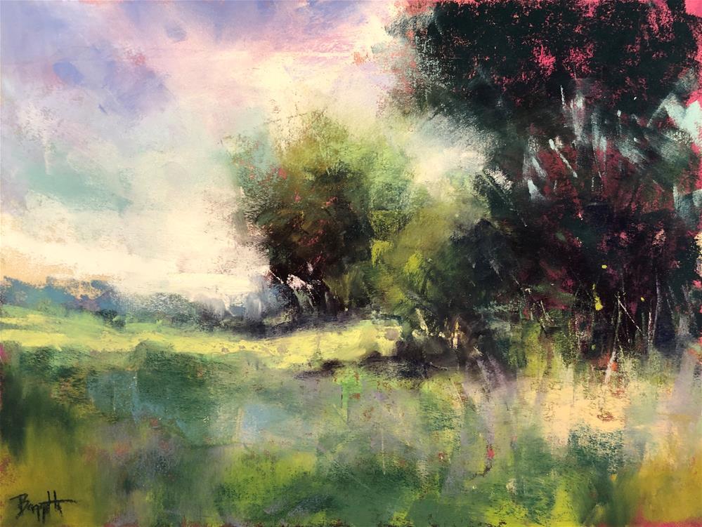 """Summer Passage"" original fine art by Marla Baggetta"