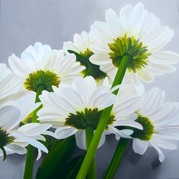"""""""The Enchanting Glow from Below"""" original fine art by Amy Hillenbrand"""
