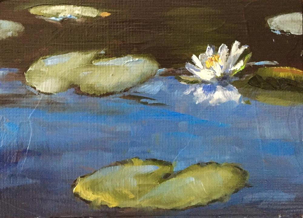 """Aglow"" original fine art by Gary Bruton"